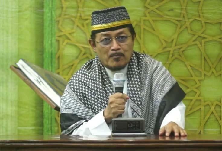 Prof. Dr. KH. Ahmad Zahro, M.A.